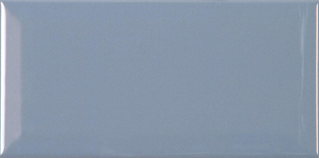 10x20 biselado bluemist glossy