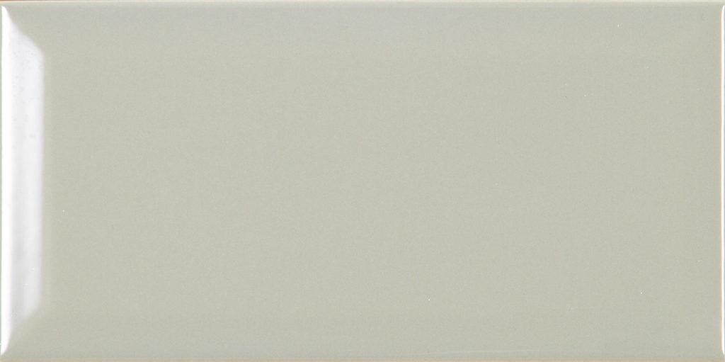 10x20cm Biselado Sage gloss