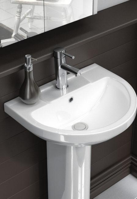 Harmony basin.Ultra
