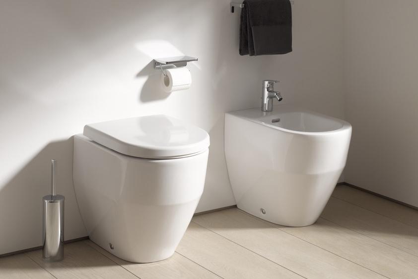Laufen Pro S toilet and bidet