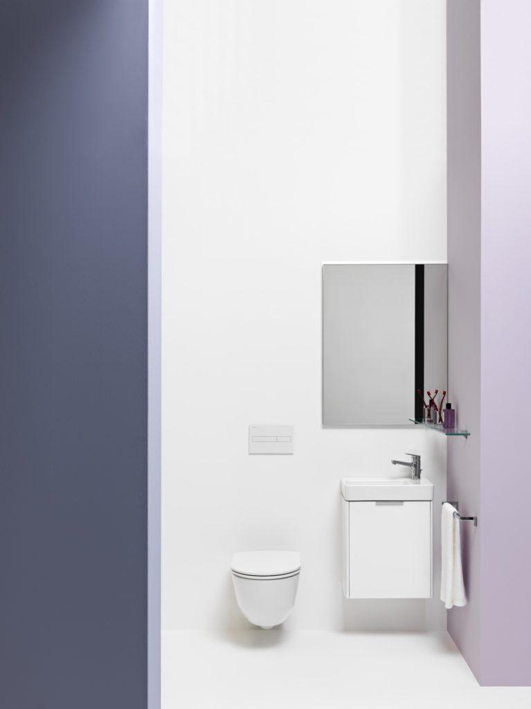 Laufen Pro S toilet and vanity unit