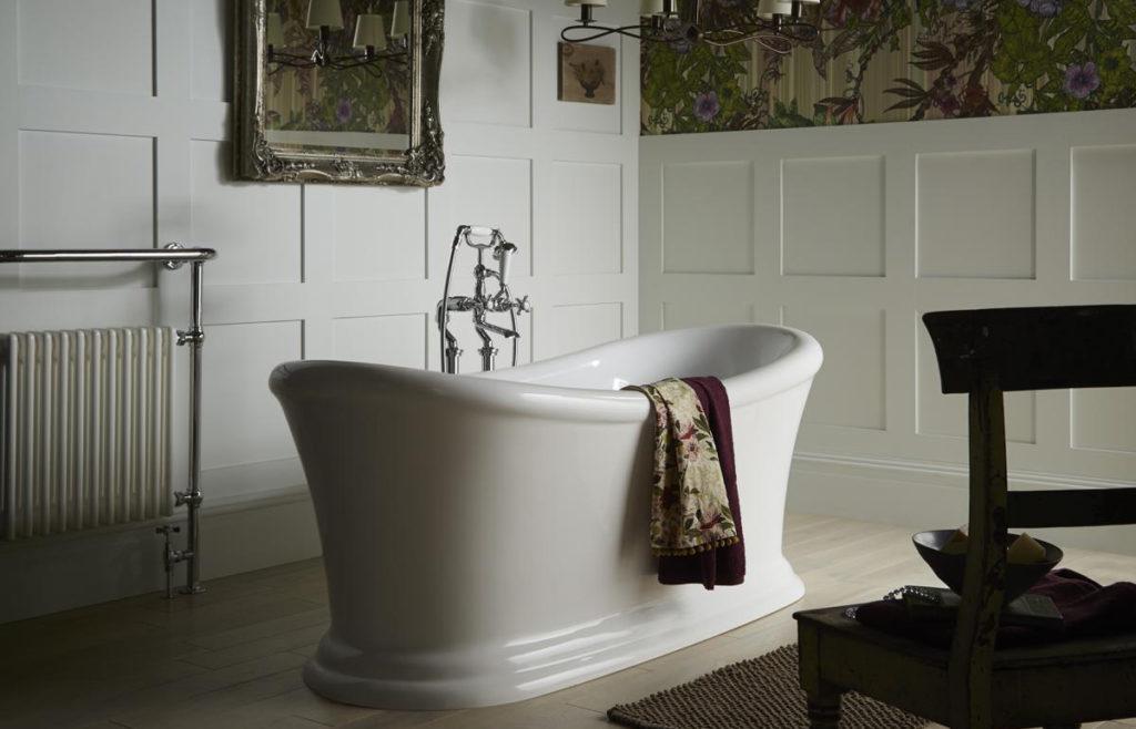 Orford Freestanding Acrylic bath Heritage