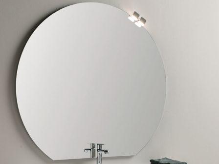 Ref3650 120x110cm mirror.Eurobagno