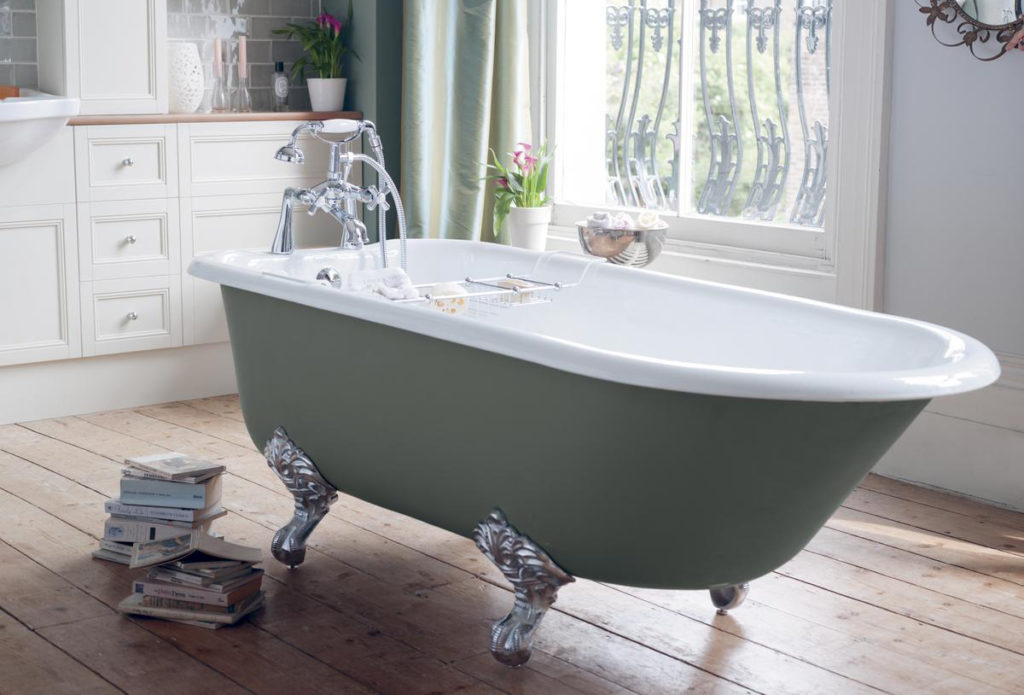 essex cast iron bath heritge