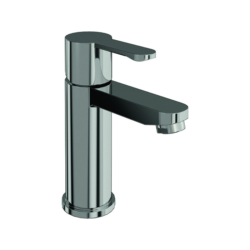 Crystal basin mixer. Britton