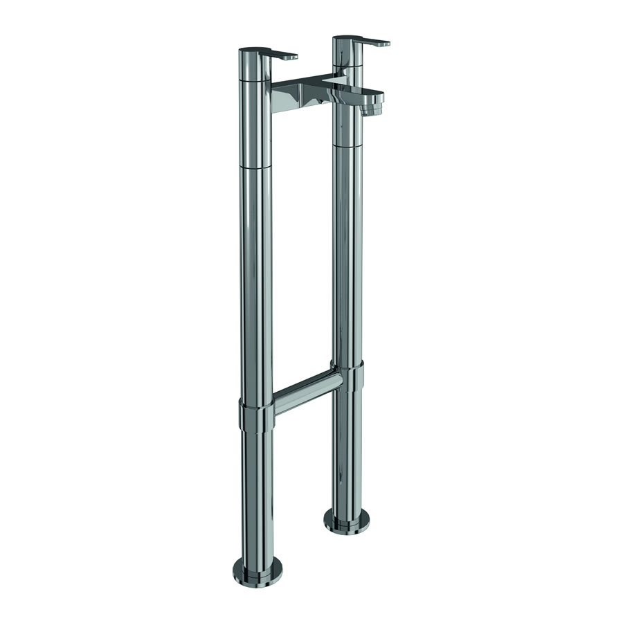 Crystal bath Filler floor standing. Britton