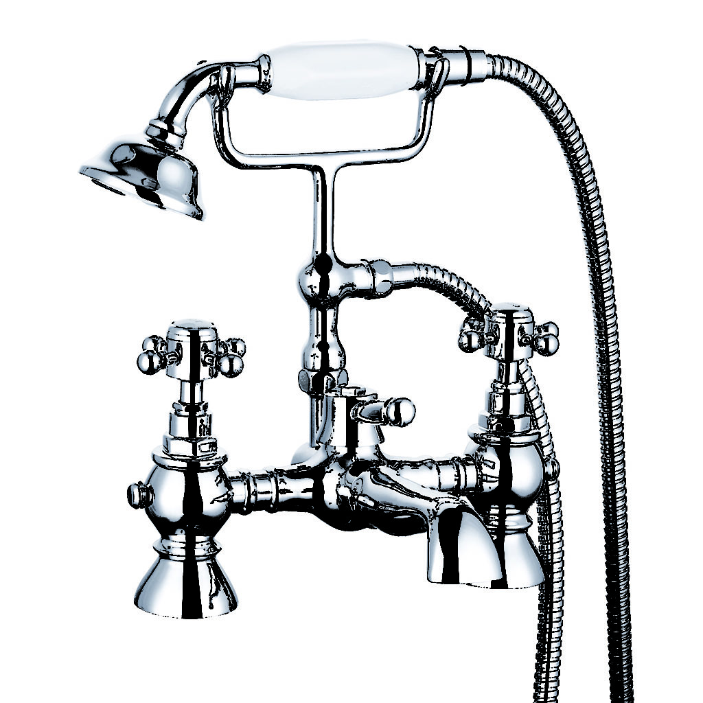 Georgia Bath Shower Mixer G-BS.Aqualla