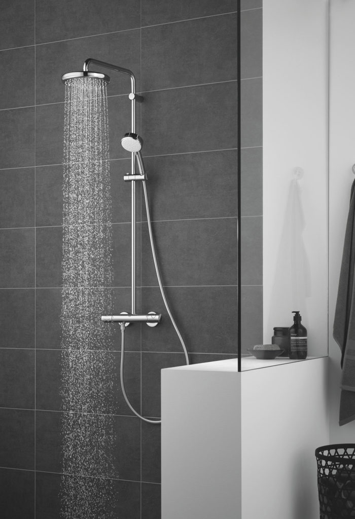 Grohe Tempesta Cosmo Shower