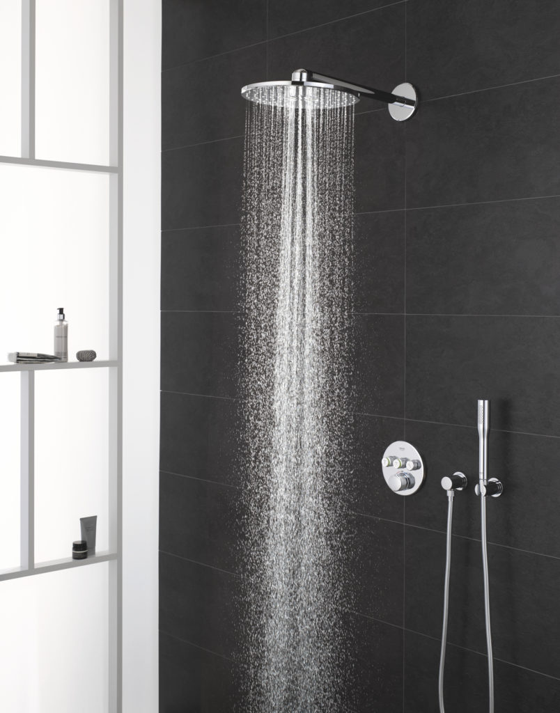 Rain shower smart active.Grohe