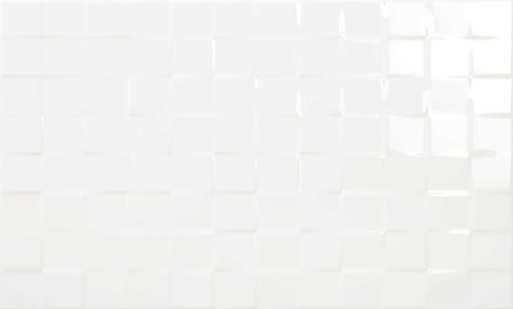 Cubic blanco 33x55