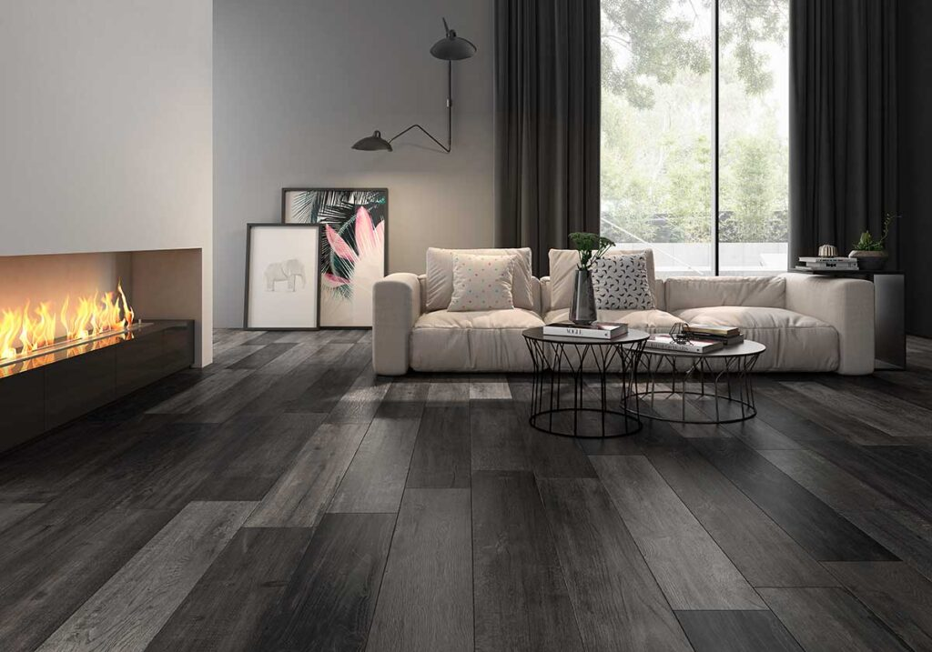 RUSTIK (Wood Look) Rectified 120x20cm