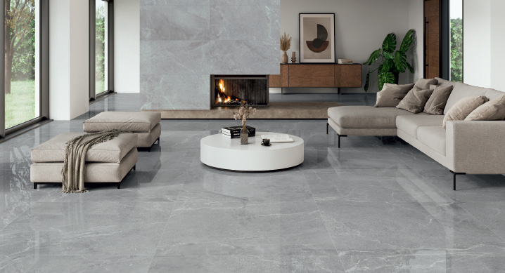 Vernazza Polished Porcelain Rectified 60x120cm